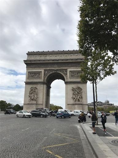 ヨーロッパ出張7日目以降~パリ編~