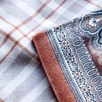 数量限定ウール100%毛布のサムネイル