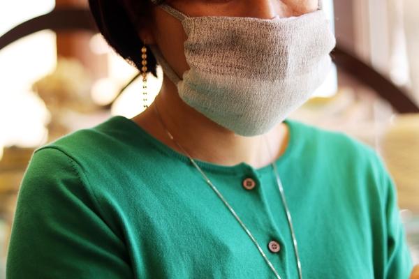 縫わずにできる簡易マスクの作り方&マスクに使える輪っかをプレゼント